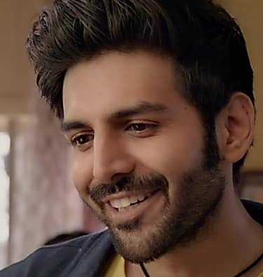 Get Kartik Aaryan Hair Hairstyle In Lukka Chuppi Official Trailer