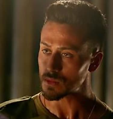 Tiger Shroff Green Sweatshirts And Grey Jeans Look Official Trailer