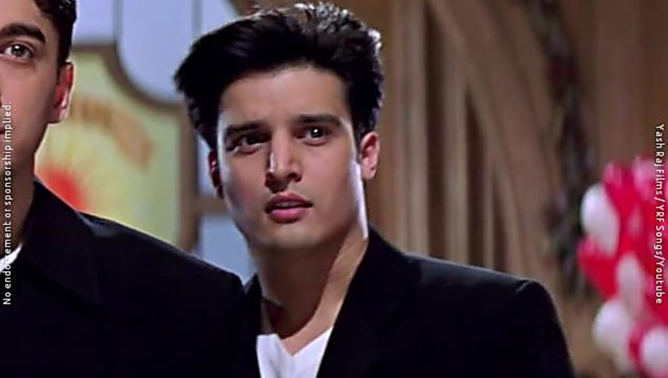 Image result for jimmy shergill in mohabbatein