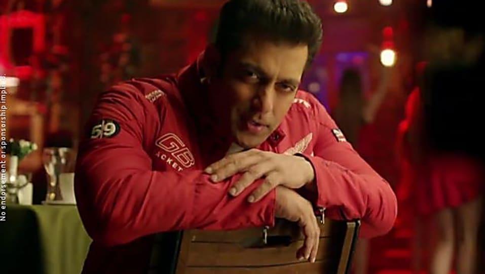 Salman Khan Beige T Shirt Look Hangover Style Kick Charmboard