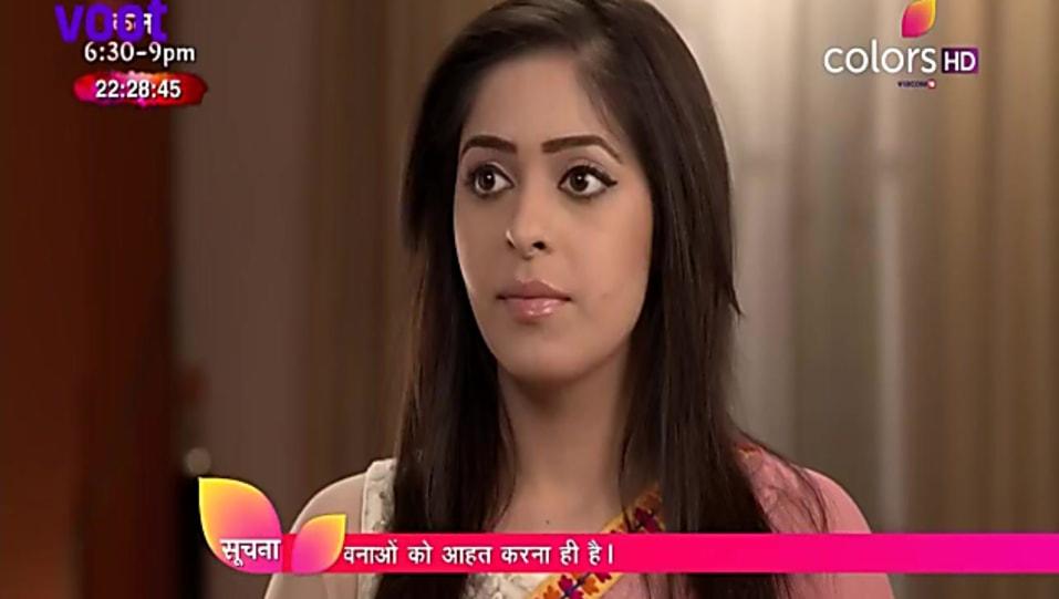 Garima Jain look, Episode 467 style inspiration   Shakti