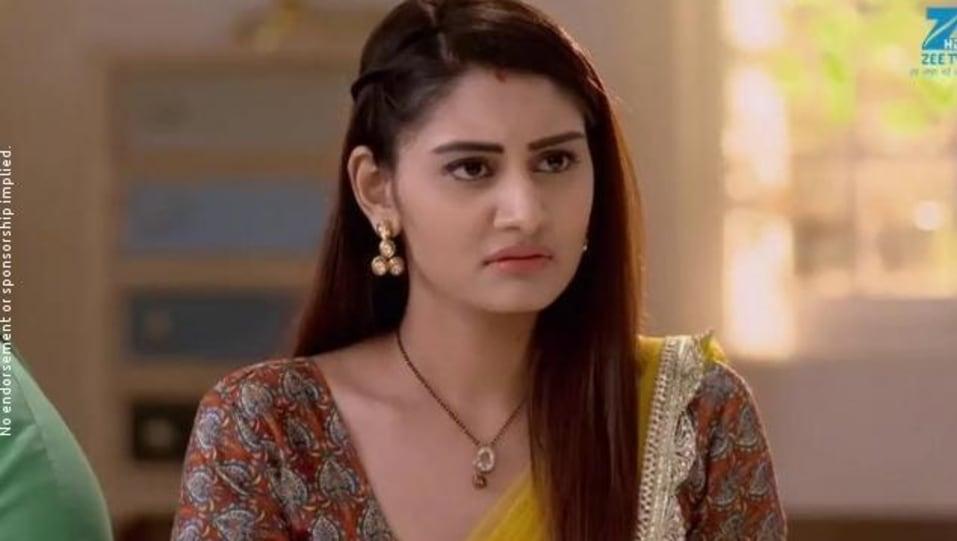 Vedika Bhandari - Celebrity Style in Wo Apna Sa Episode 70, 2017 from  Episode 70.   Charmboard