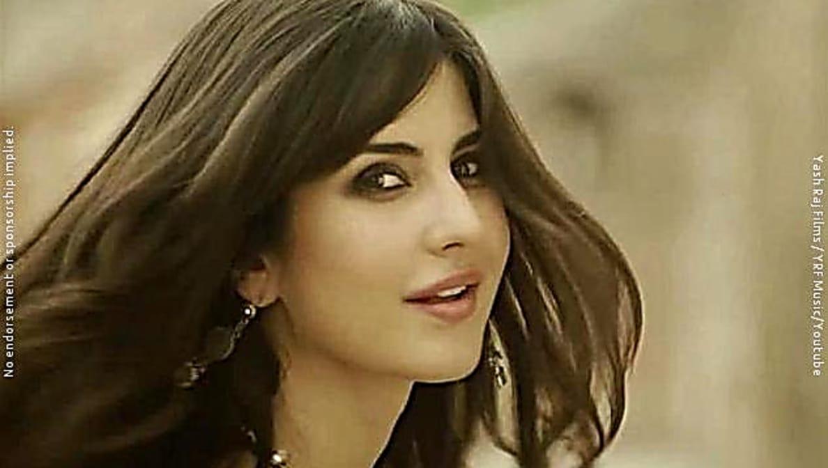 Katrina Kaif Celebrity Style In Dhunki Mere Brother Ki Dulhan