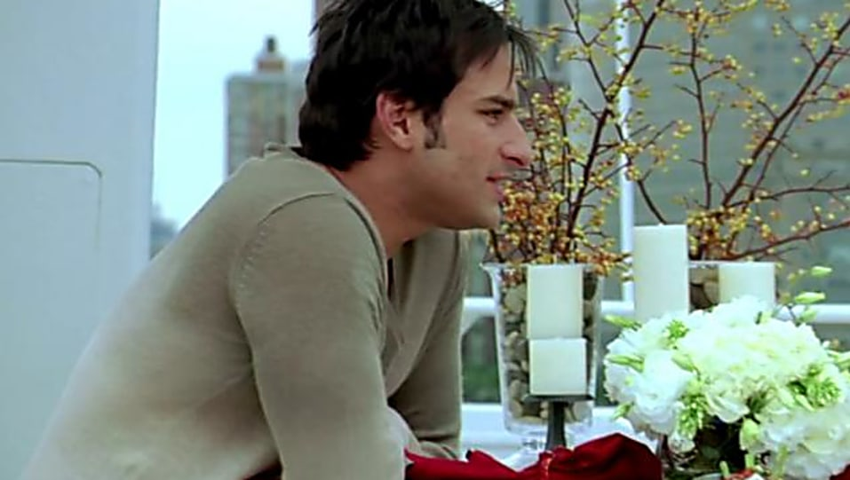 Saif Ali Khan Silver Watch Matching With Look From Hey Shona Ta Ra