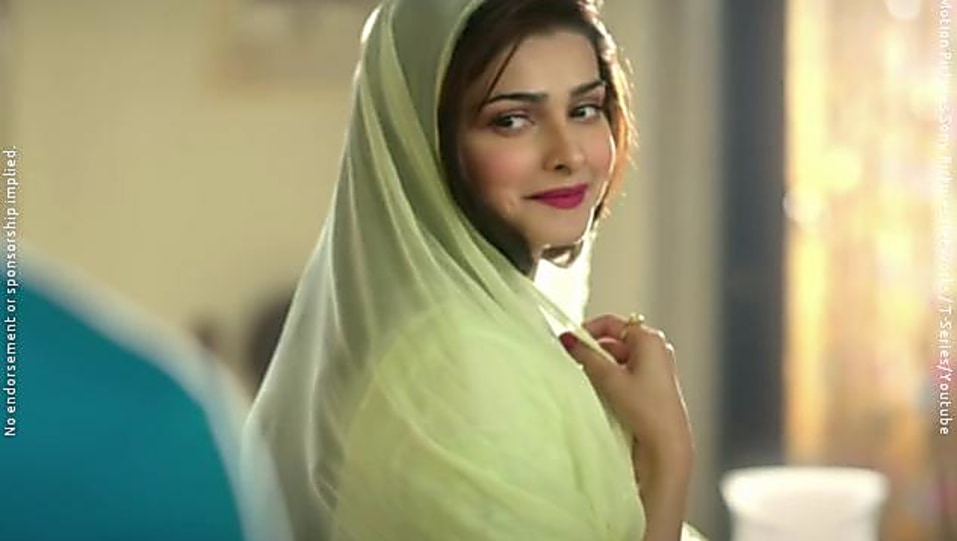 411354b55b Prachi Desai Green Dress look Itni Si Baat Hain style inspiration ...