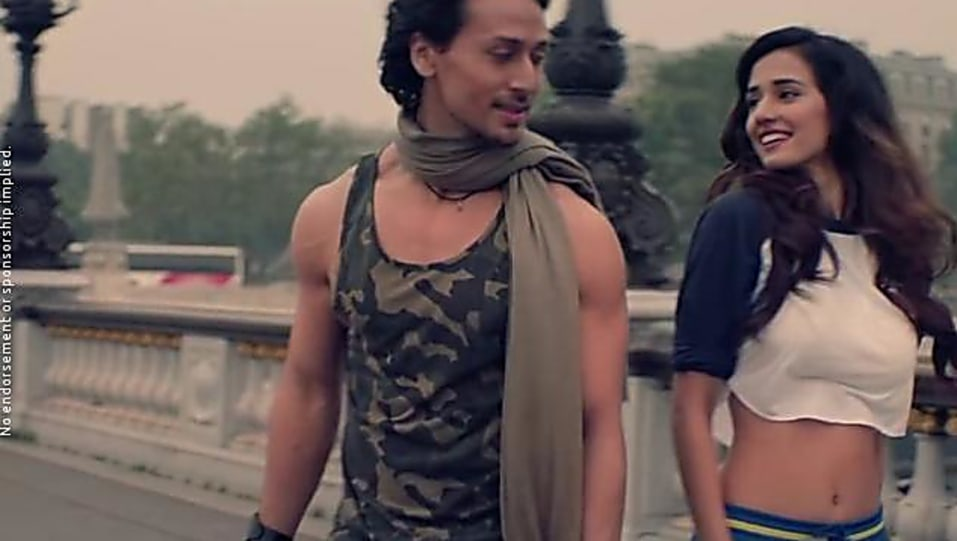 Tiger Shroff , and Blue Jeans ...