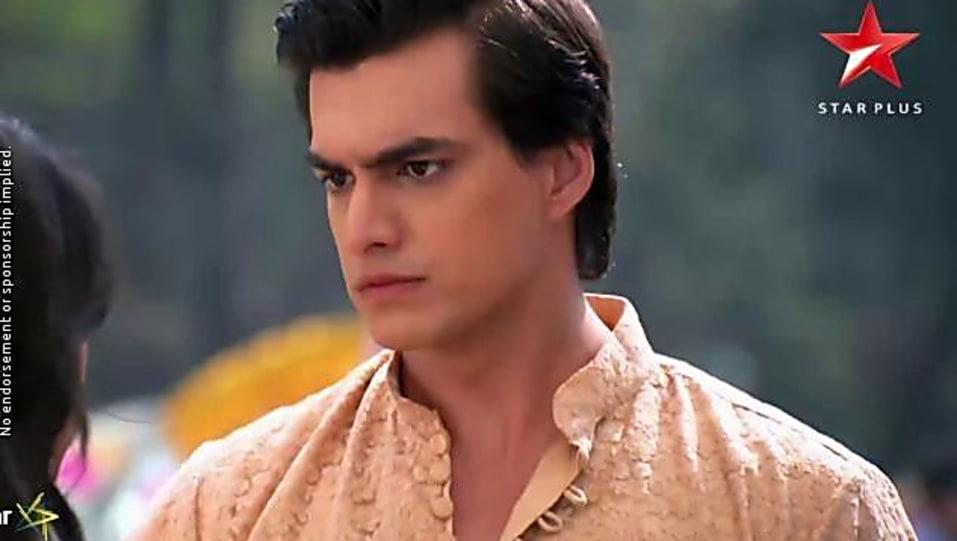 Mohsin Khan Grey Kurta Pyjama Set Look Episode 2298 Style Yeh