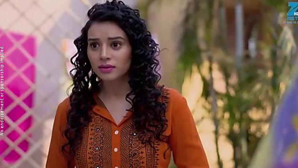 Sukirti Kandpal Orange Kurta And Black Leggings Look Episode 366