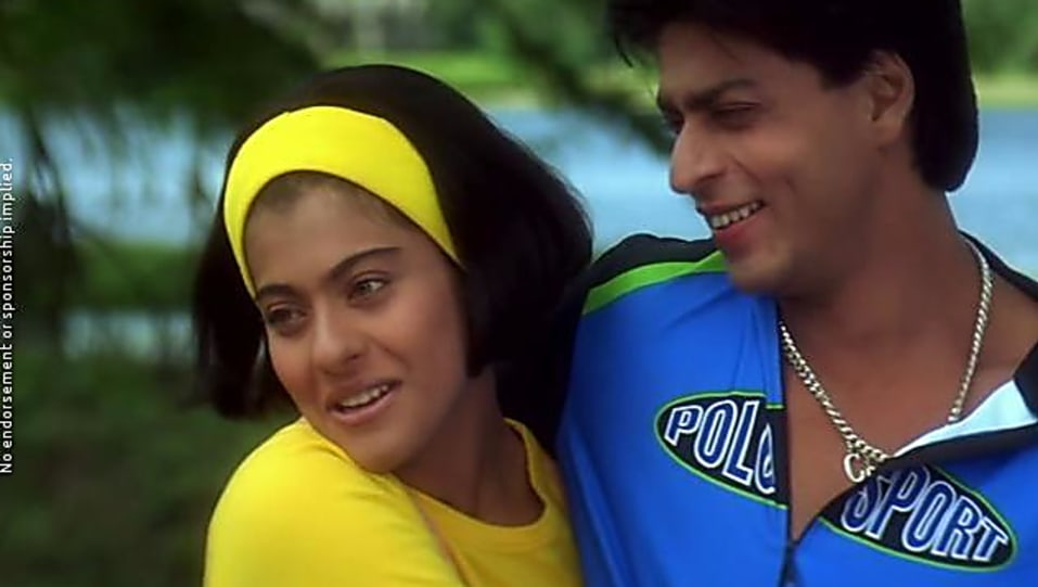 Kajol Matching With Look From Kuch Kuch Hota Hai Kuch Kuch Hota