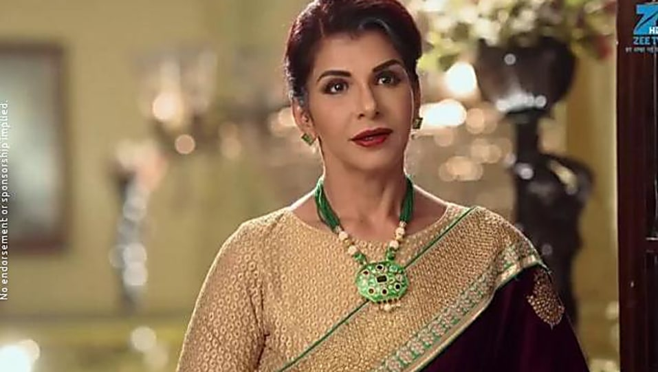 Image result for anita raj as rajmata in ek tha raja ek thi rani