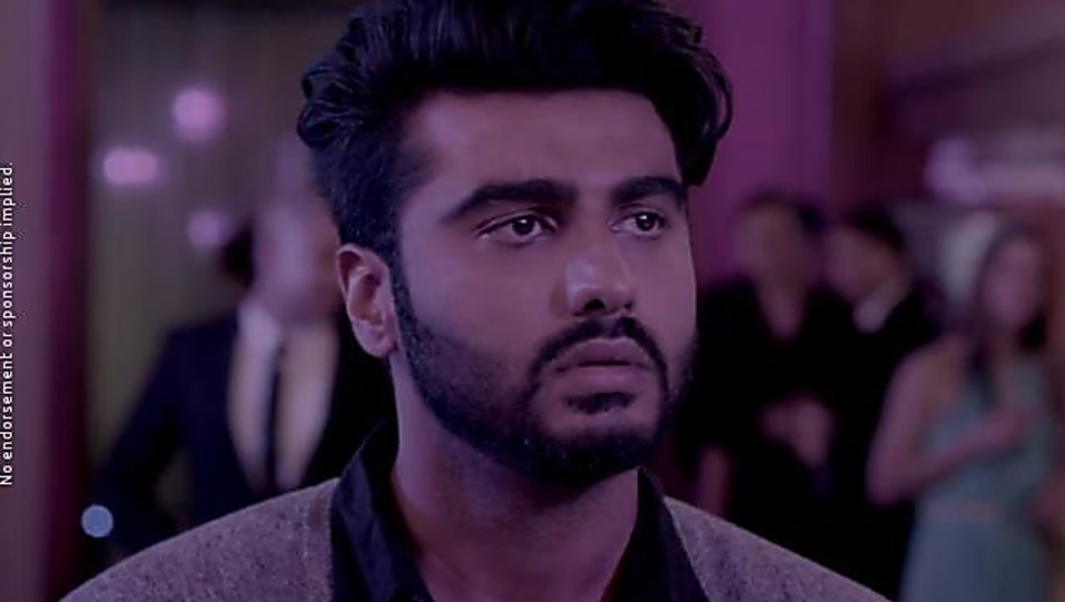 Arjun Kapoor Matching With Look From Lost Without You Half