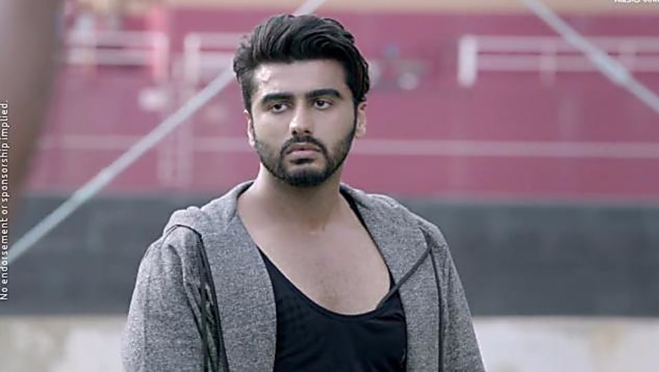 Arjun Kapoor Grey T Shirt And Black Shorts Look Lost Without You