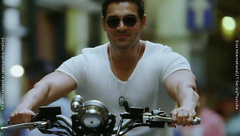 of john abraham in desiboyz