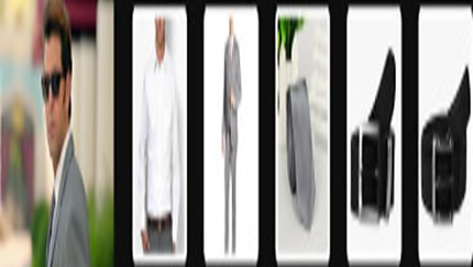 "Best Celebrity looks from Mahesh Kumar's board ""Hritik"