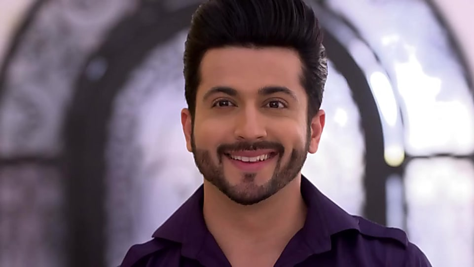 a62f8625b1 Dheeraj Dhoopar Blue Sherwani and White Pants look, Episode 216 ...