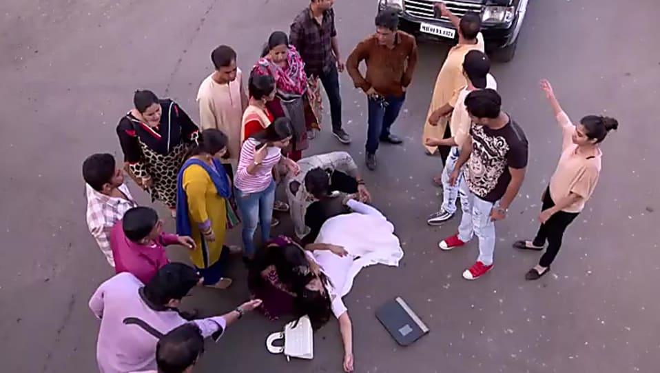 Community Wall of Vivana Singh in Episode 976 | Kumkum