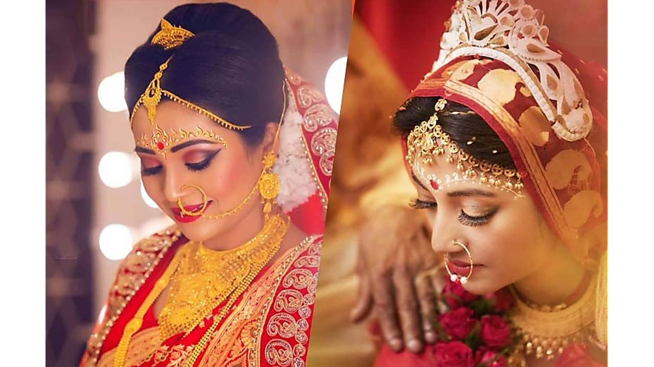 The Only Top 5 Makeup Artists Of Kolkata You Can Swear By