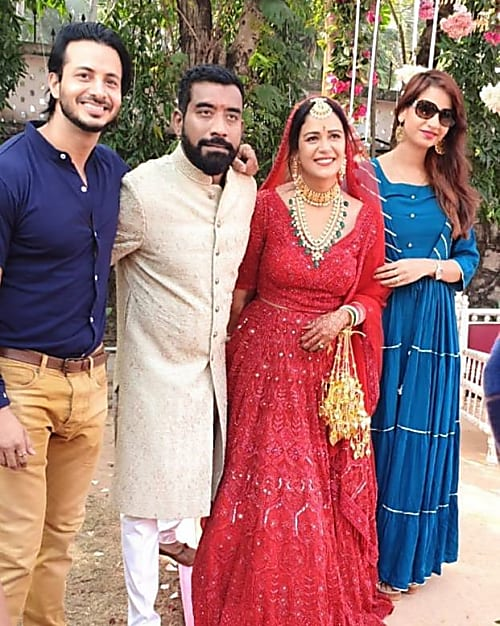 Mona Singh Just Got Married We Can T Contain Our Happiness Every star climbs up the ladder of success through. mona singh just got married we can t