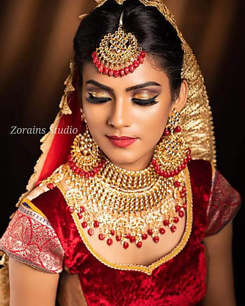 5 Bridal Makeup Artists In Bangalore